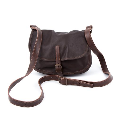 Slängväskan medium leather handbag 4