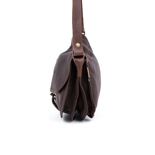 Slängväskan medium leather handbag 2