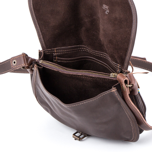 Slängväskan large leather handbag 2