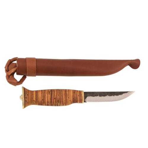 Kniv i näver