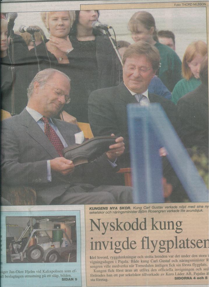 1999: Kero-kungen