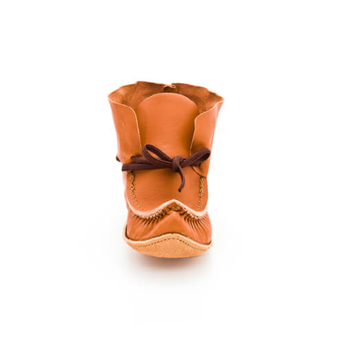 Kicki leather baby shoe 3