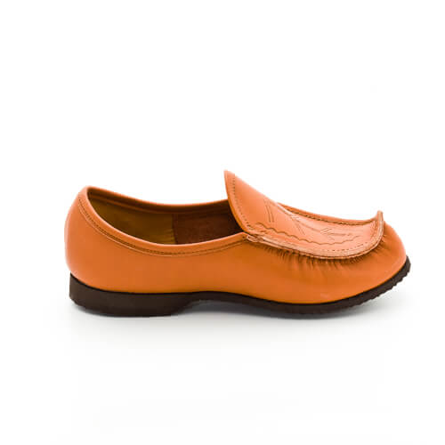 Laponia leather slippers 5