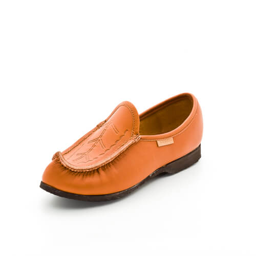 Laponia leather slippers 2