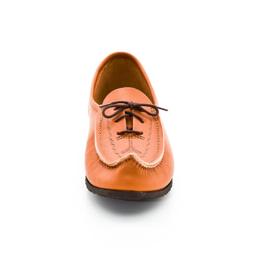 Norrlandskon leather slippers 3