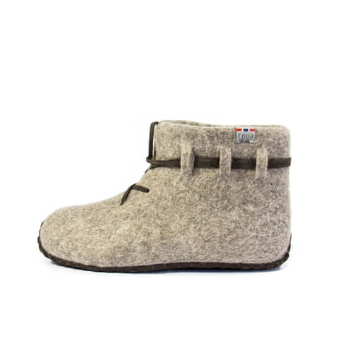 Tova merino wool booties