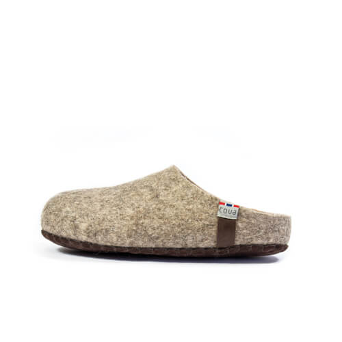 Tova merino wool slippers