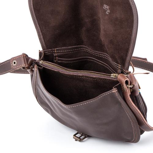 Slängväskan medium leather handbag 3