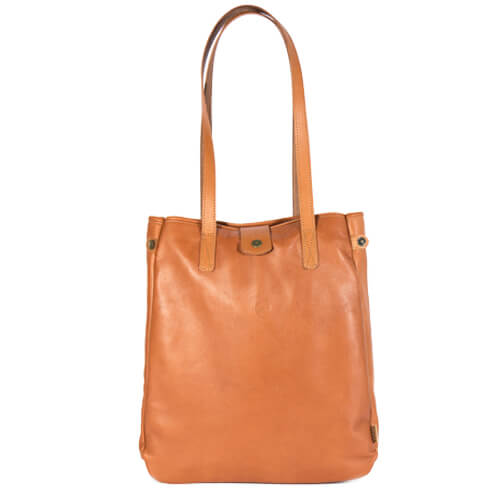 Totte leather bag small