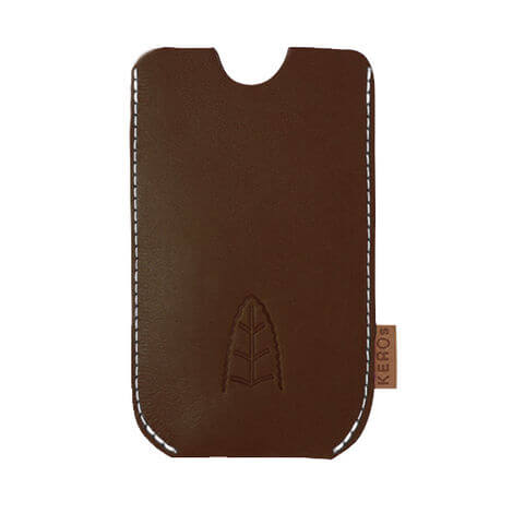 iPhone 5 leather case 1