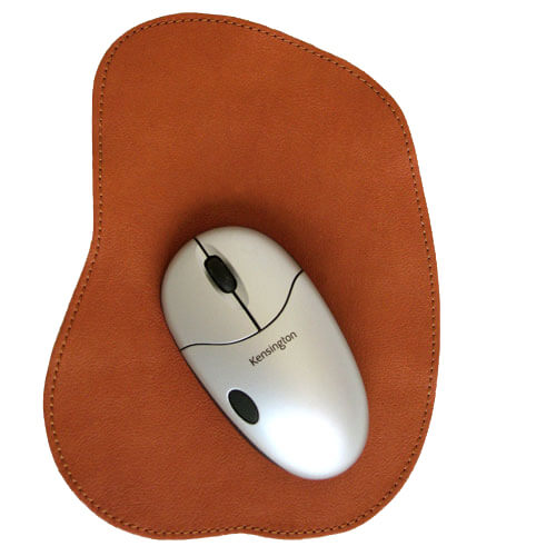 Leather mouse pad 1
