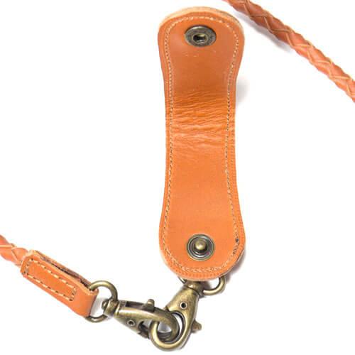 Flätad nyckelband 2