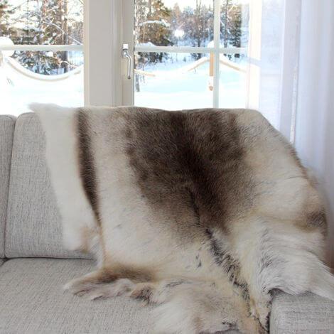 Reindeer skin 1