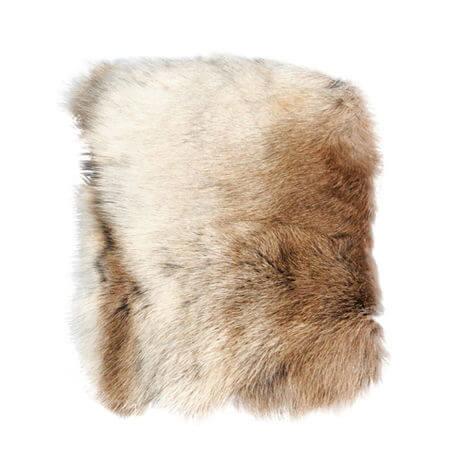 Reindeer skin sitting pad 30x40