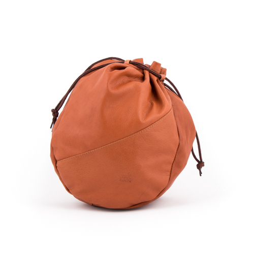 Leather bag for outdoors 1