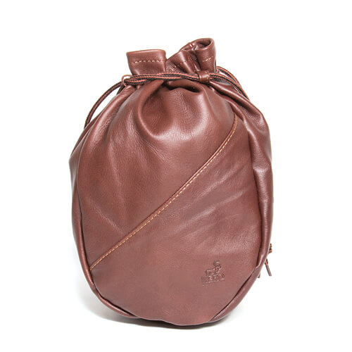 Leather bag for kettle 1
