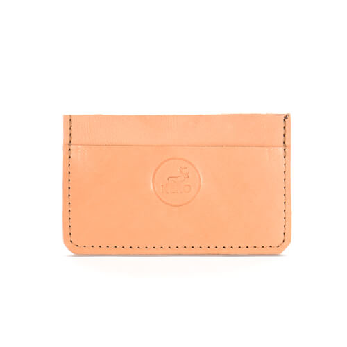 Leather card holder 1