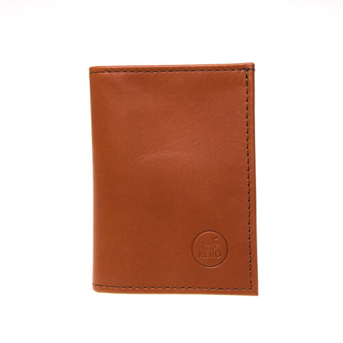 Leather wallet small 2