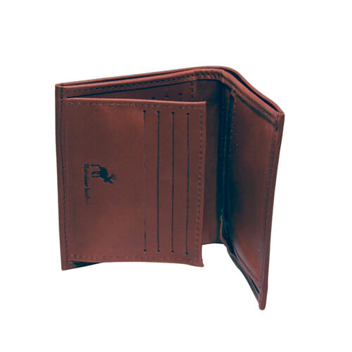 Leather wallet Classic 1