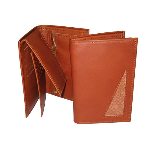 Leather wallet Aslak 1
