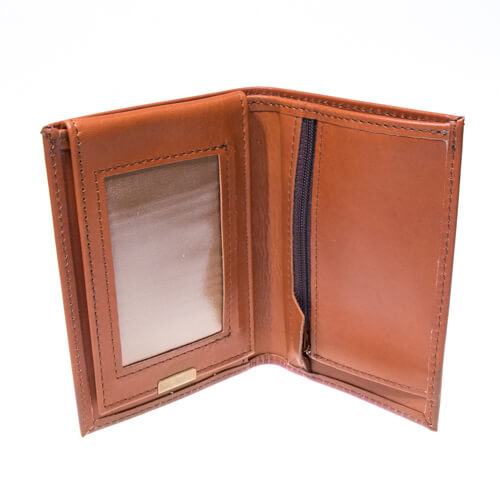 Leather wallet medium 1
