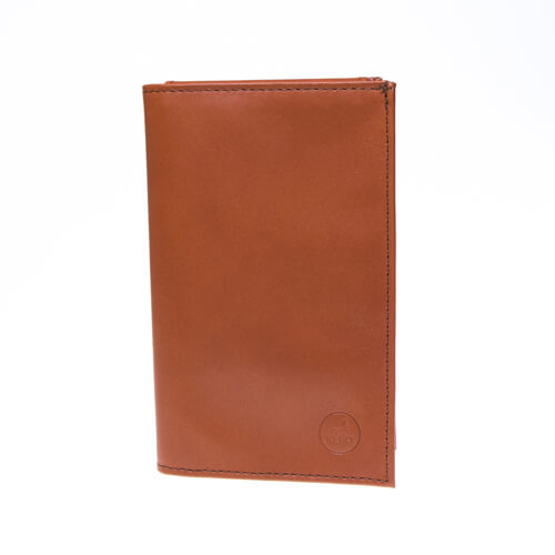 Leather wallet large 2