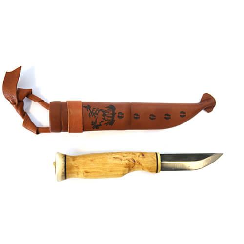 Lapland knife Björken 7,7cm 1