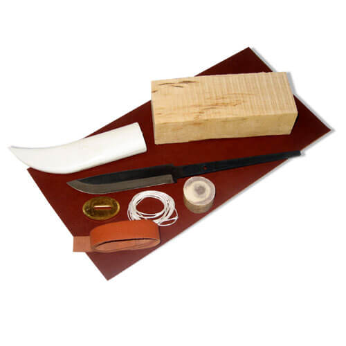 Lapland knife making kit 9,5 cm 1