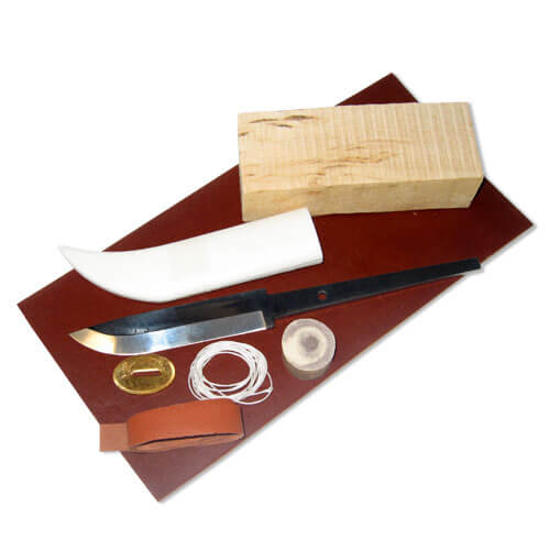 Lapland knife making kit 10,5cm 1