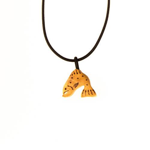 Lapland salmon necklace 1