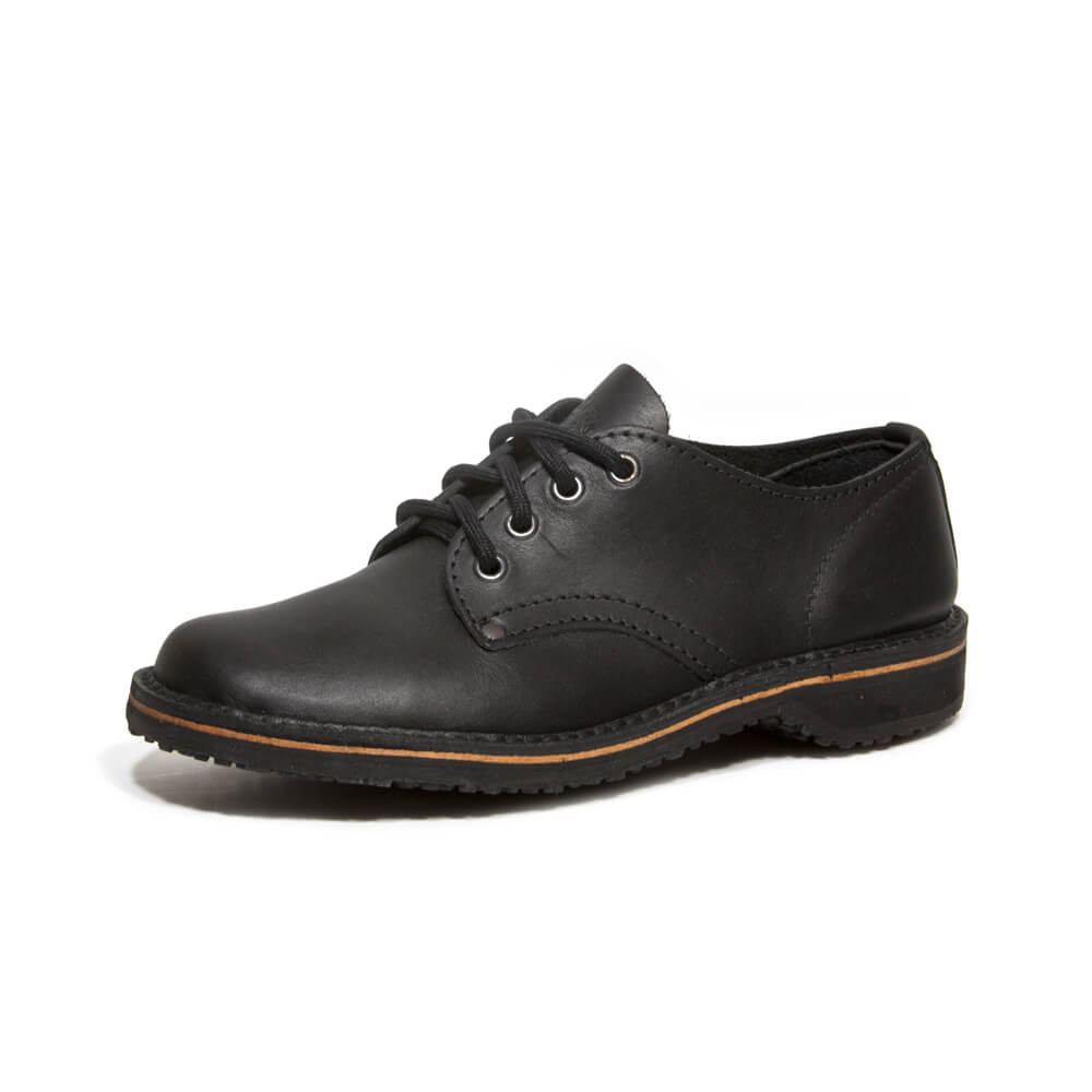 Skråmträsk leather shoe 1